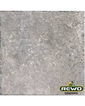 PORCELANITE DOVER GRIS 60X60 1.44MT2 CAJA