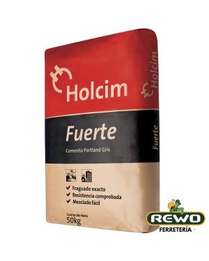 CEMENTO HOLCIM  GRIS SACO 50 KG