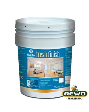 PINTURA FRESH FINISH BLANCO INT/EXT FF45WJ41-19