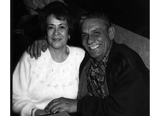 Alberto Rentería Hernandez y Delia Wong Flores